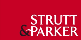 Logo for Strutt and Parker